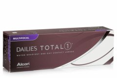 Dailies TOTAL Multifocal 1 30pck Alcon